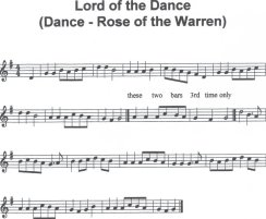 rose of the warren lord of the dance